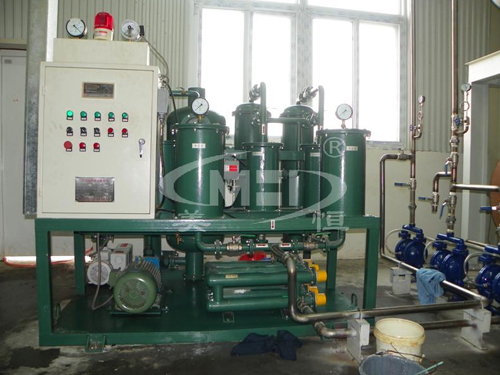 芜湖玉柴发电机滤油机