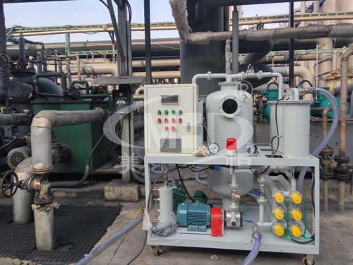 化工厂滤油机