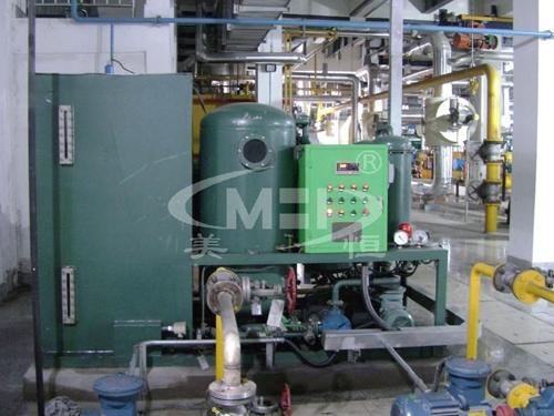 南山铝业热电滤油机