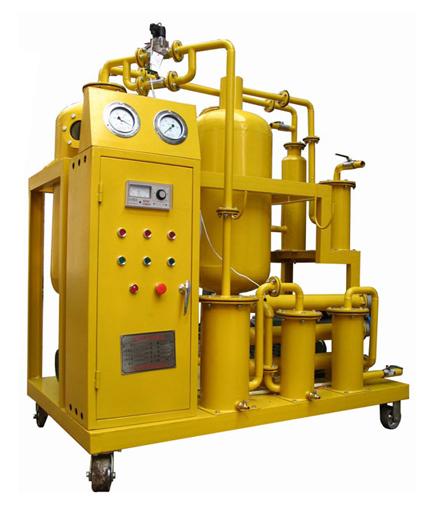 绝缘油再生专用滤油机