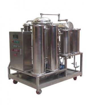 成都LK磷酸酯抗燃油专用滤油机