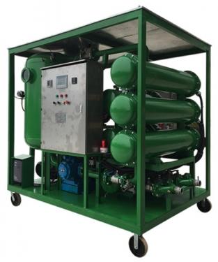 合肥高效真空滤油机