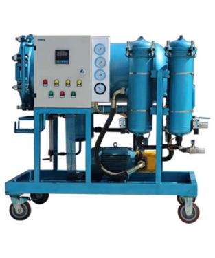 合肥聚结分离式净油机