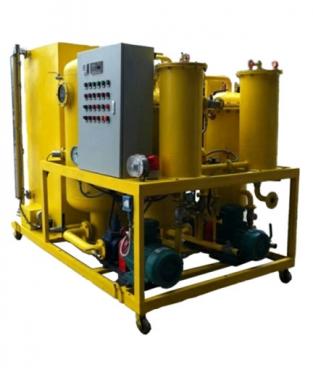合肥汽轮机油在线净化装置